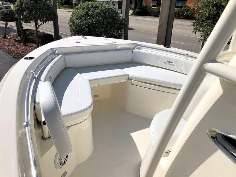 Thumbnail 11 for New 2020 Cobia 220 CC Center Console boat for sale in Vero Beach, FL