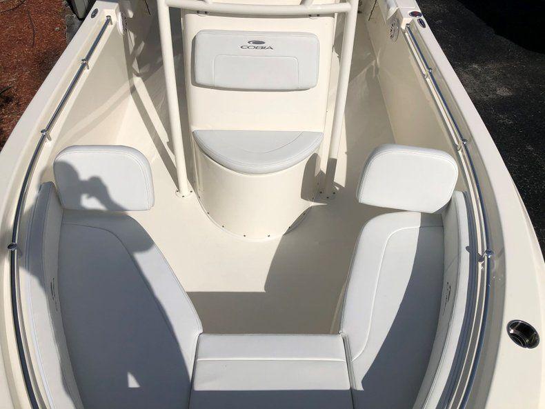 Thumbnail 14 for New 2020 Cobia 220 CC Center Console boat for sale in Vero Beach, FL