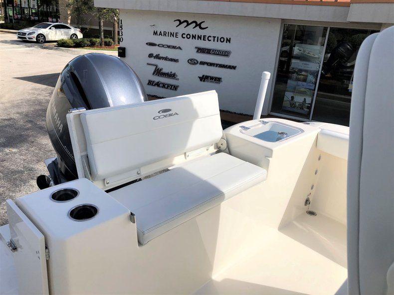 Thumbnail 17 for New 2020 Cobia 220 CC Center Console boat for sale in Vero Beach, FL