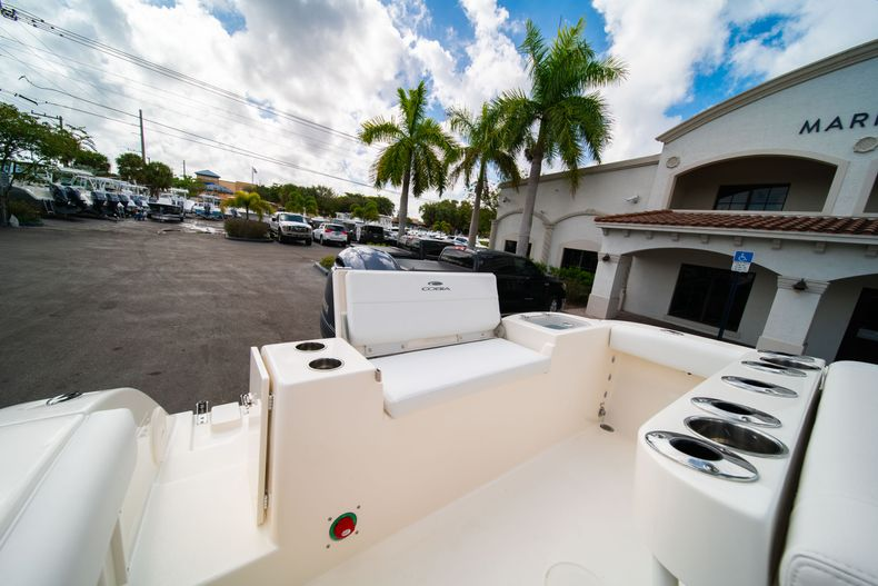 Thumbnail 10 for New 2020 Cobia 220 CC Center Console boat for sale in Miami, FL
