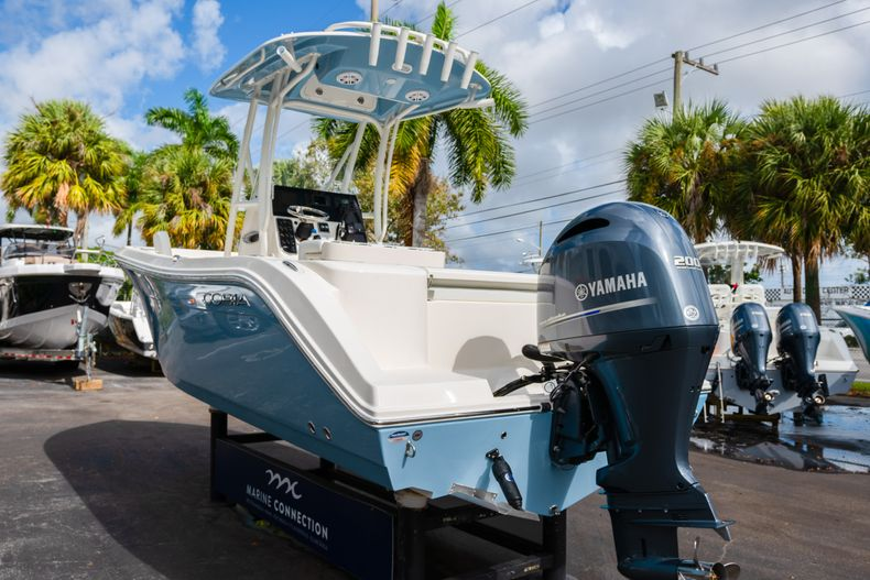 Thumbnail 5 for New 2020 Cobia 220 CC Center Console boat for sale in Miami, FL
