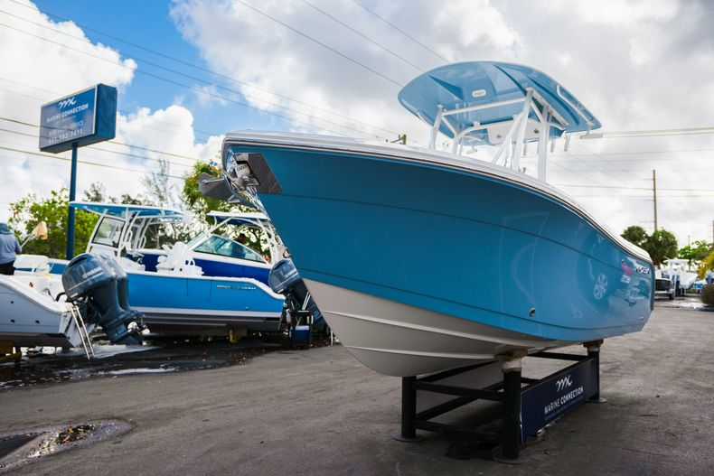 Thumbnail 3 for New 2020 Cobia 220 CC Center Console boat for sale in Miami, FL