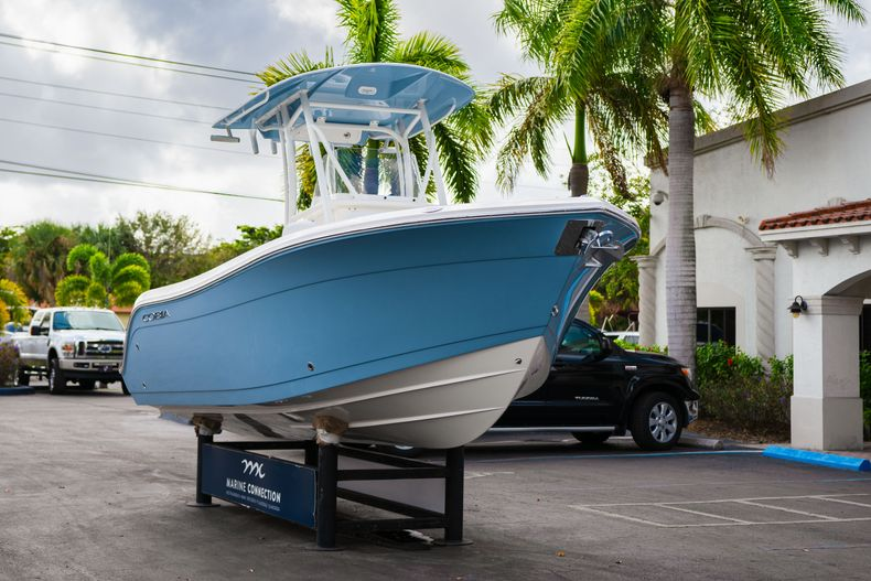 Thumbnail 1 for New 2020 Cobia 220 CC Center Console boat for sale in Miami, FL