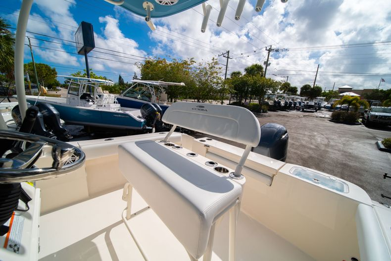 Thumbnail 27 for New 2020 Cobia 220 CC Center Console boat for sale in Miami, FL