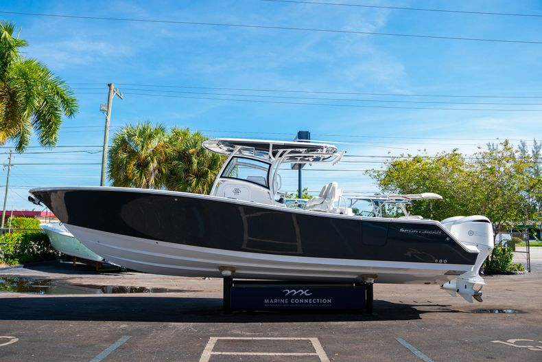 Thumbnail 4 for New 2020 Sportsman Open 312 Center Console boat for sale in Miami, FL