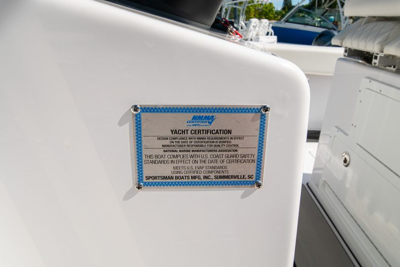 Thumbnail 46 for New 2020 Sportsman Open 312 Center Console boat for sale in Miami, FL