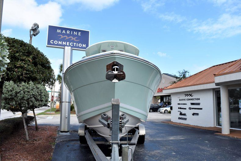 Thumbnail 2 for New 2020 Cobia 262 CC Center Console boat for sale in Miami, FL