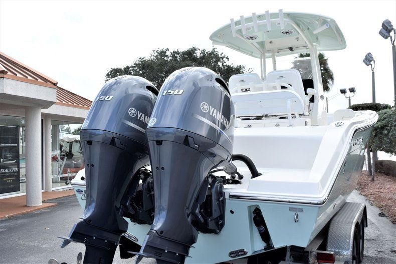 Thumbnail 5 for New 2020 Cobia 262 CC Center Console boat for sale in Miami, FL