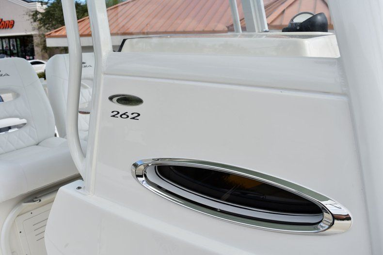 Thumbnail 22 for New 2020 Cobia 262 CC Center Console boat for sale in Miami, FL