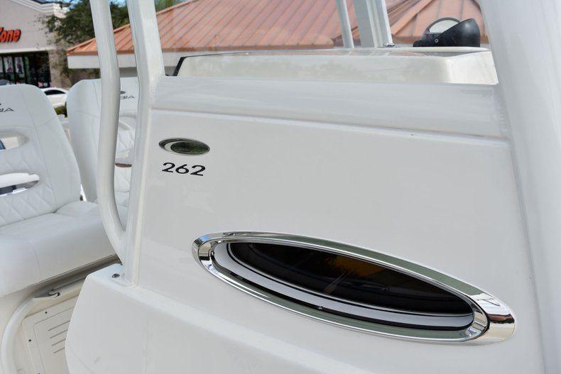 Thumbnail 22 for New 2020 Cobia 262 CC Center Console boat for sale in Miami, FL