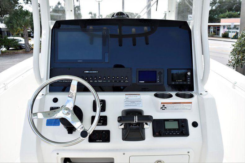 Thumbnail 11 for New 2020 Cobia 262 CC Center Console boat for sale in Miami, FL