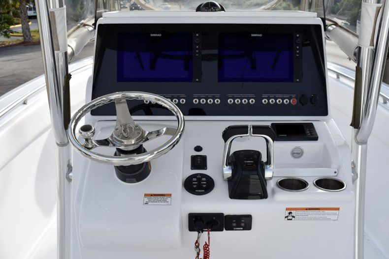 Thumbnail 11 for Used 2016 Sportsman Open 252 Center Console boat for sale in Vero Beach, FL