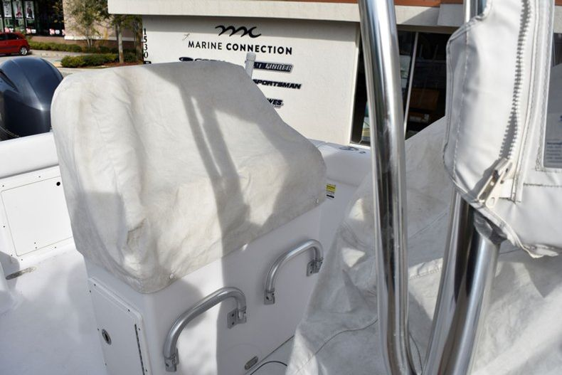 Thumbnail 26 for Used 2016 Sportsman Open 252 Center Console boat for sale in Vero Beach, FL