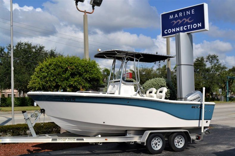 Used 2011 Sea Fox 206 Center Console boat for sale in Vero Beach, FL