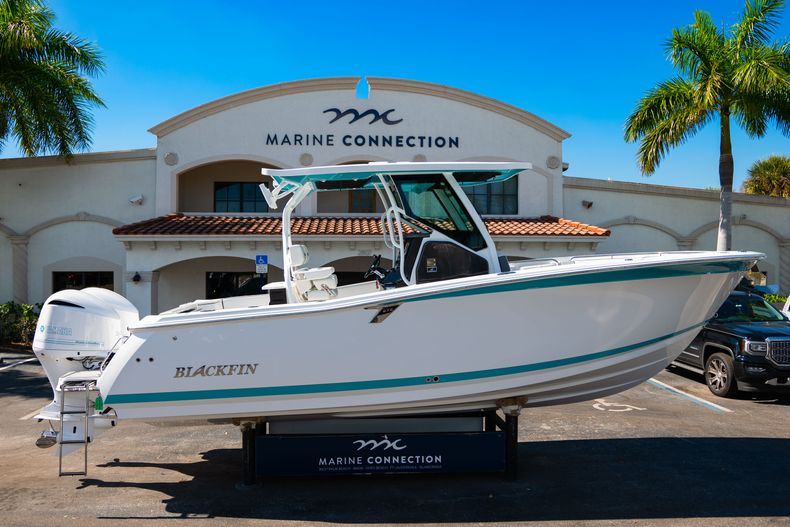Image 0 for 2019 Blackfin 272CC Center Console in Fort Lauderdale, FL