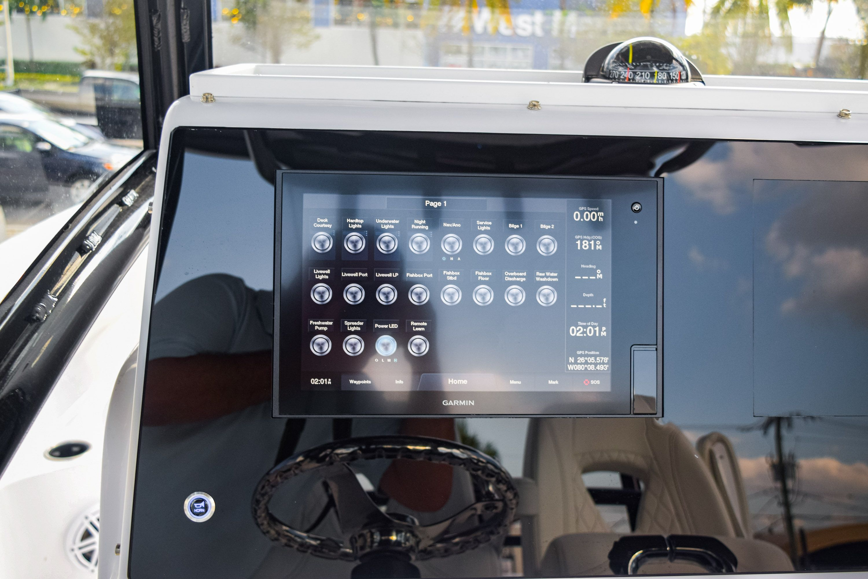 Thumbnail 27 for New 2020 Sportsman Open 282 Center Console boat for sale in Fort Lauderdale, FL