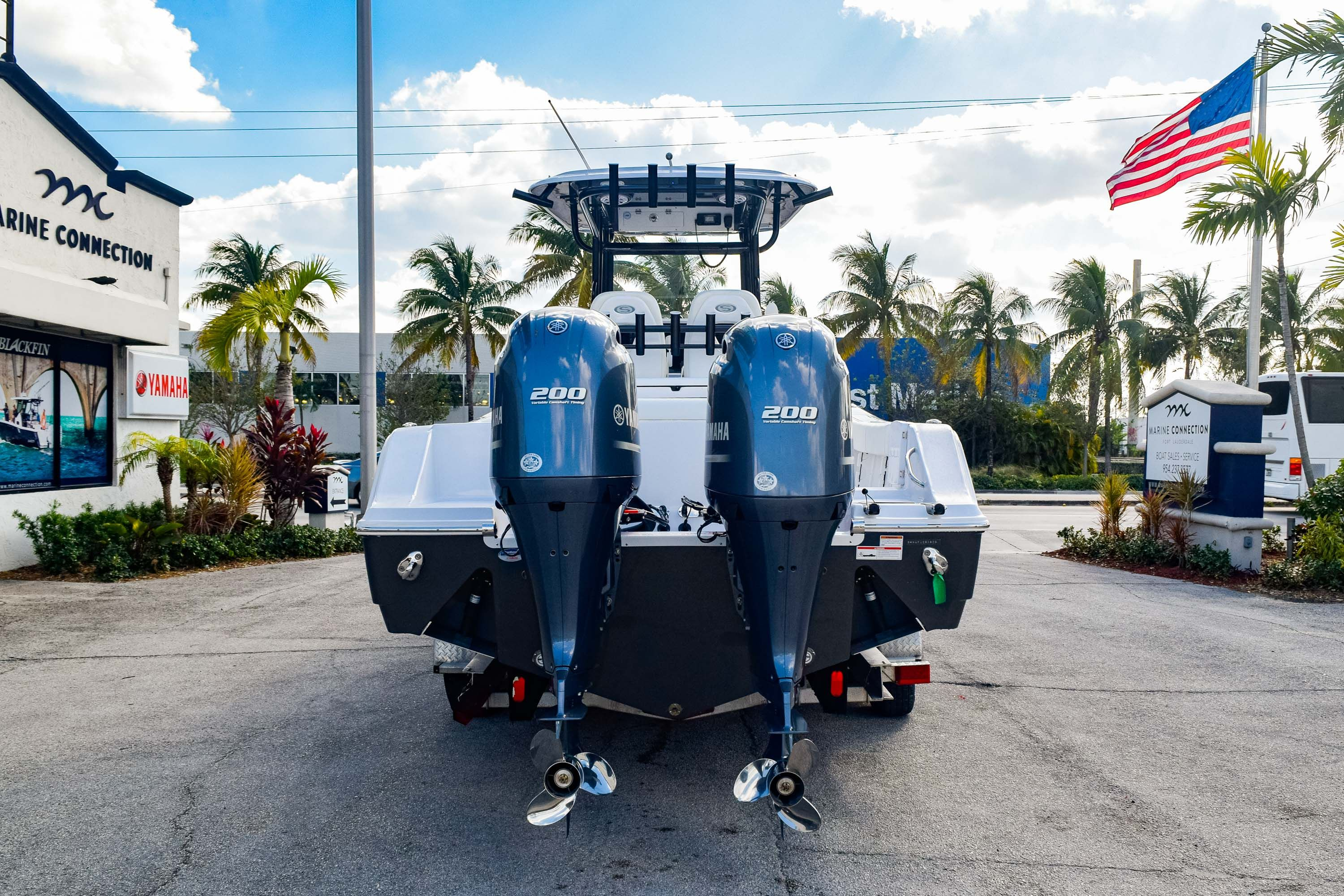Thumbnail 6 for New 2020 Sportsman Open 282 Center Console boat for sale in Fort Lauderdale, FL