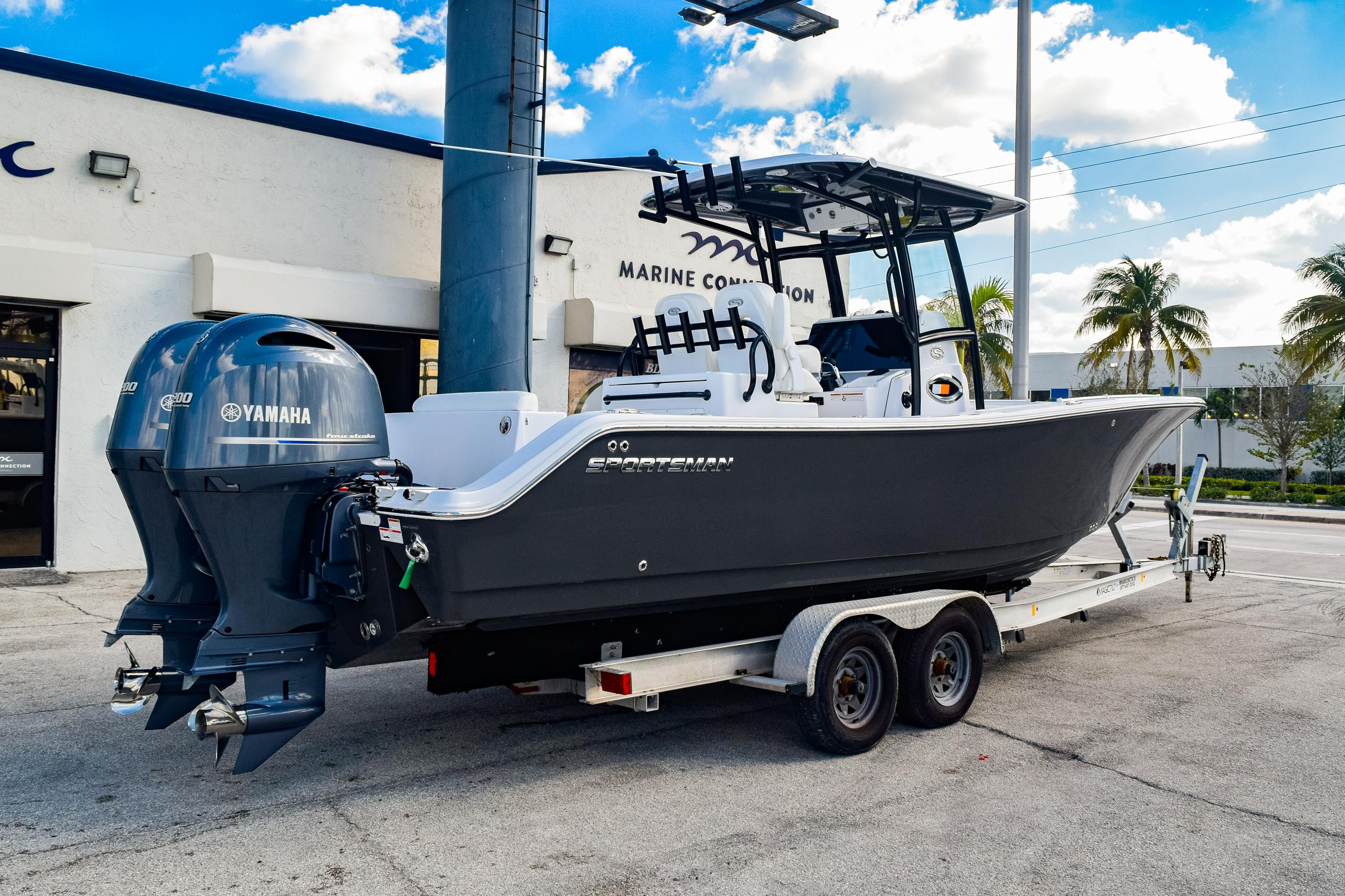 Thumbnail 7 for New 2020 Sportsman Open 282 Center Console boat for sale in Fort Lauderdale, FL