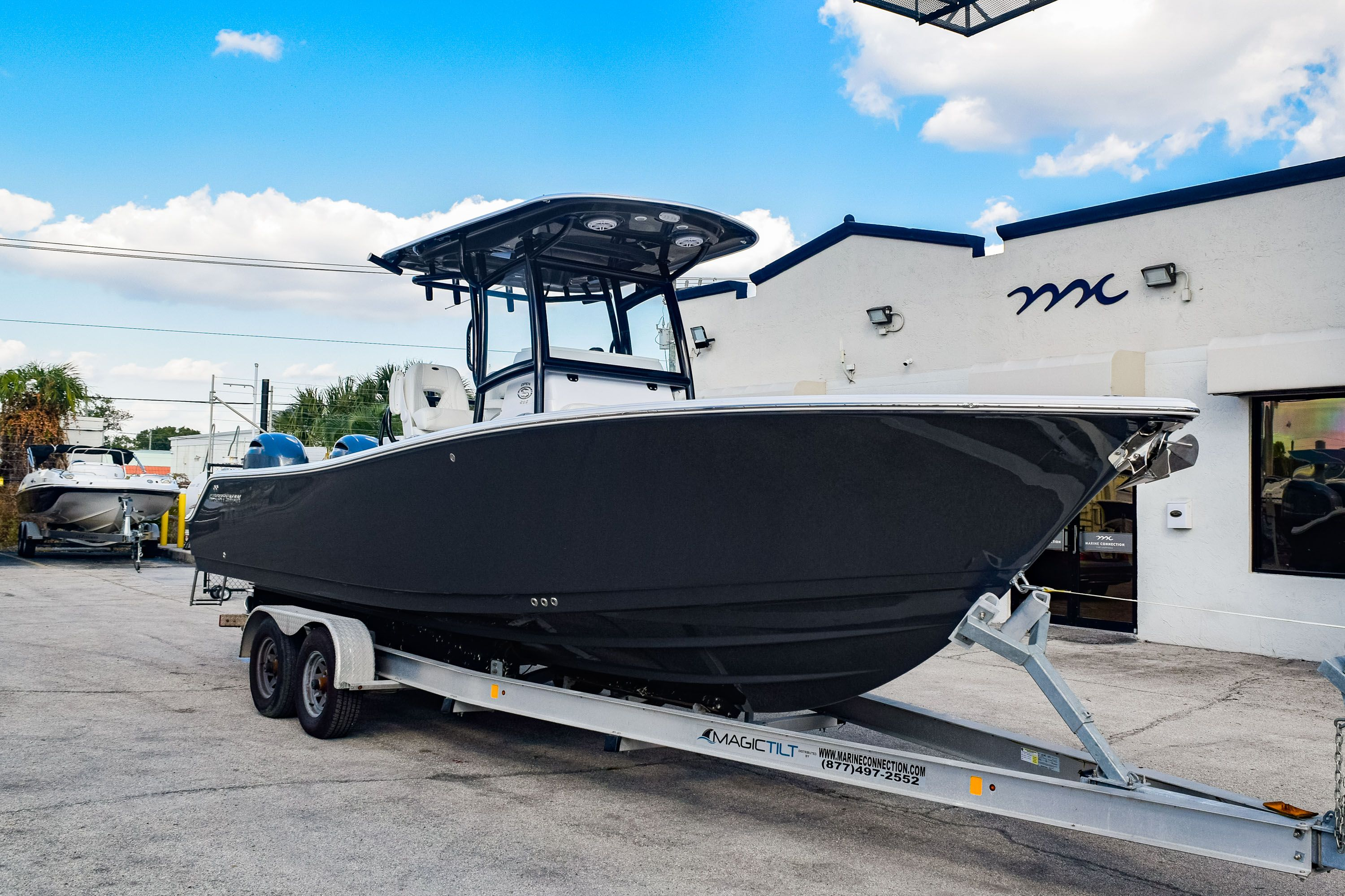 Thumbnail 1 for New 2020 Sportsman Open 282 Center Console boat for sale in Fort Lauderdale, FL