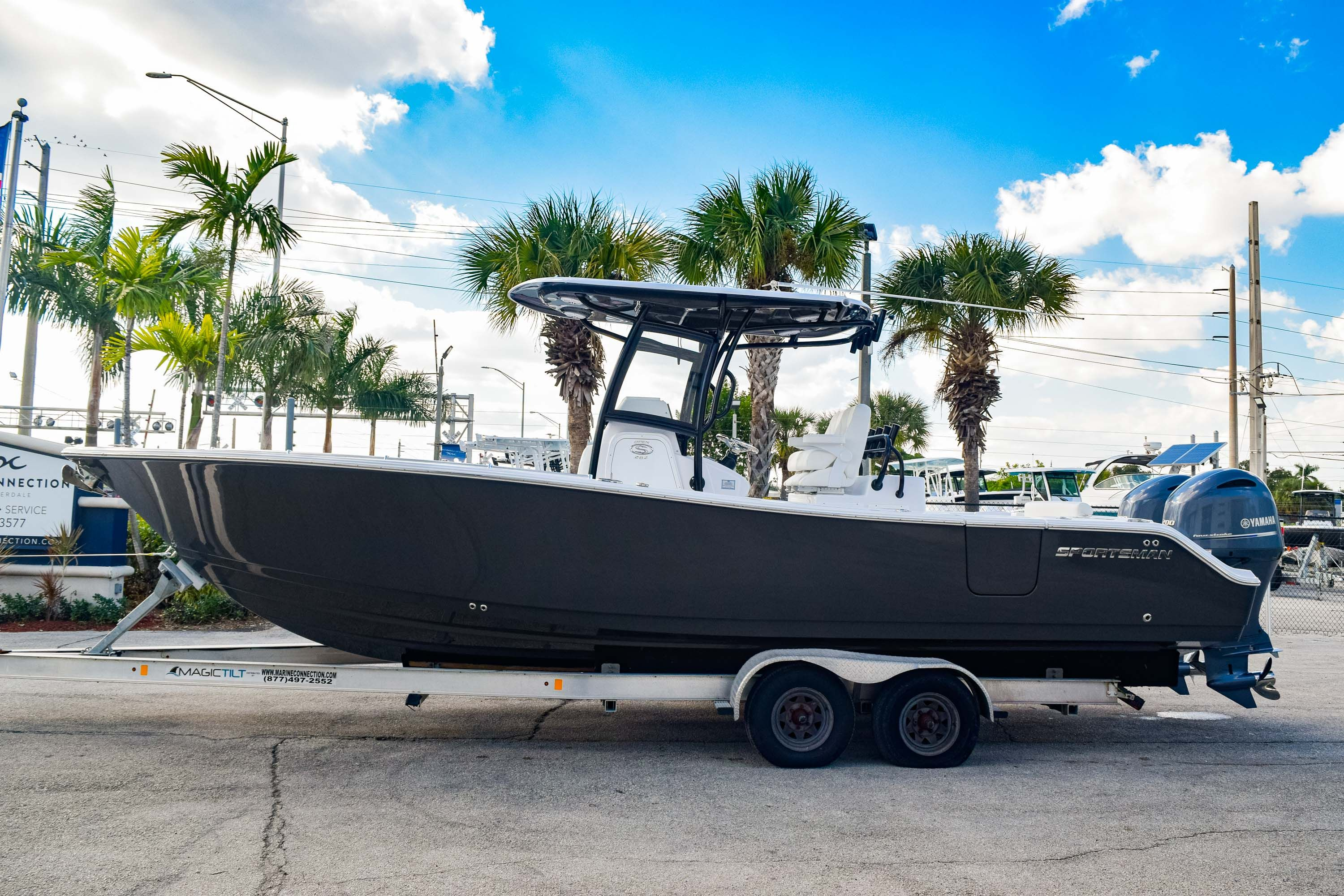 Thumbnail 4 for New 2020 Sportsman Open 282 Center Console boat for sale in Fort Lauderdale, FL